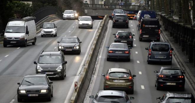 Brüksel'in Rogier tüneli trafiğe yeniden açıldı