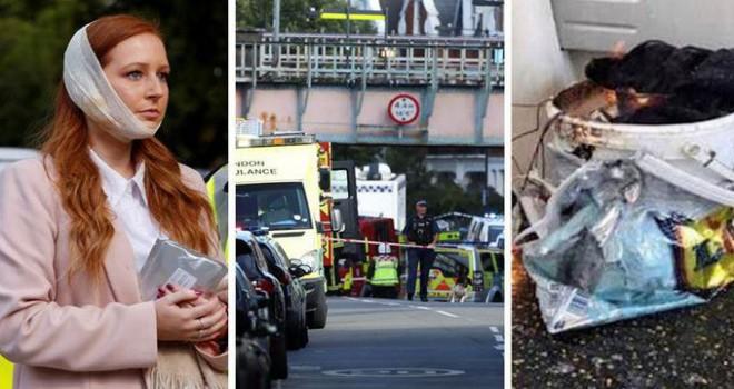 Londra metrosunda terör saldırısı: 18 kişi yaralandı