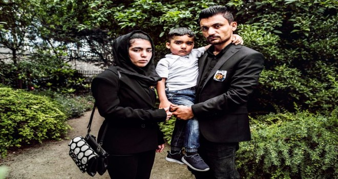 Belçika'da polis kurșunuyla ölen Mawda'nın (2) ebeveynlerine 1 yıllık oturum izni