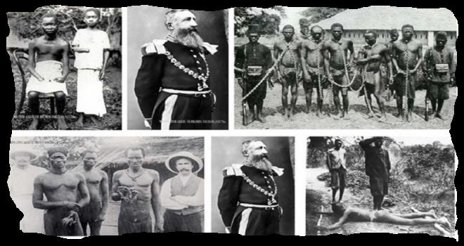Belçika kralı II. Leopold'un Kongolulara Uyguladığı Soykırım