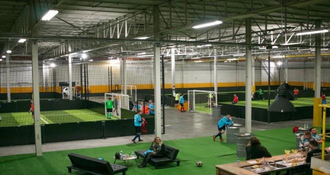 Halı Saha Kompleksi 'MF Soccer Arena' Kapılarını Açıyor