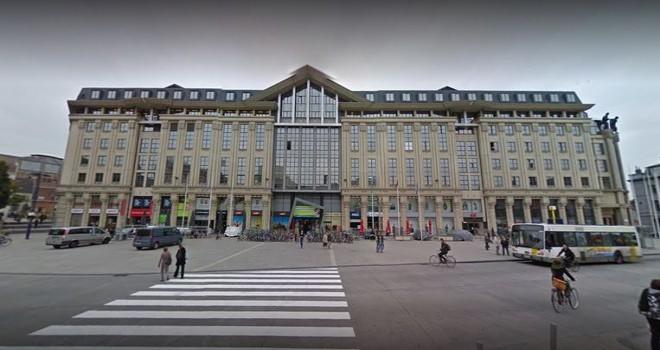 Brükselli temizlik ișçisi Gent Zuid Alıșveriș Merkezi'nde ölümcül iș kazası geçirdi