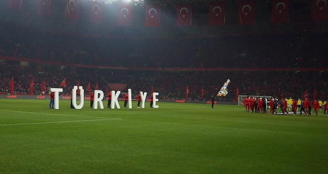 Türkiye'nin FIFA sıralamasındaki yeri değişmedi