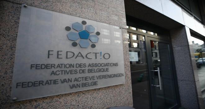 FETÖ'nünBelçika'daki merkez binası icradan satılık