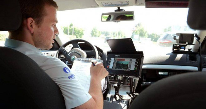 Dikkatinize! Yarın Belçika'da yeniden Ulusal Hız Kontrolü düzenleniyor