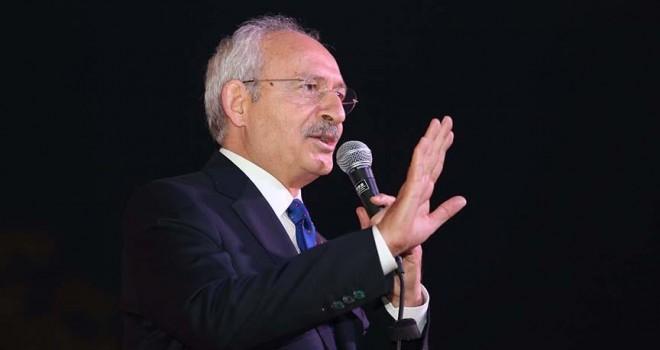 CHP Genel Başkanı Kılıçdaroğlu: Dedelerimizin miras bıraktığı Türkiye'yi daha iyiye taşımalıyız