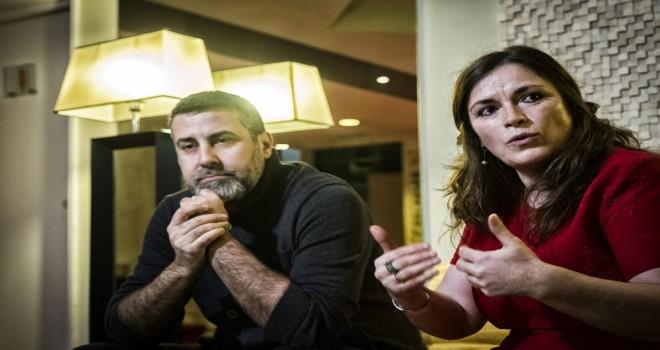 Meryem Kaçar ve Abou Jahjah, Gent'te yeni bir siyasi parti kuruyorlar