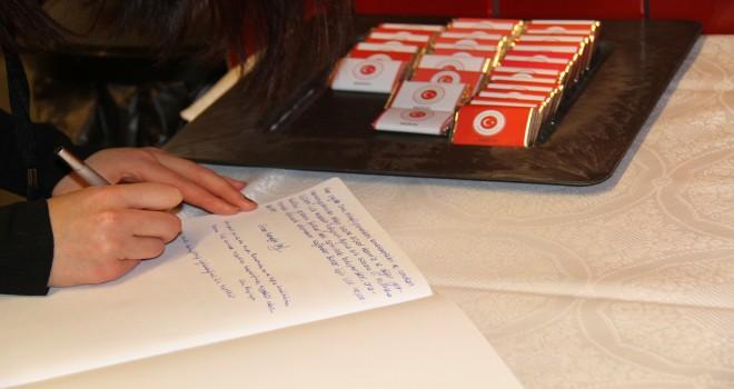 Sabancı Üniversitesi Politika Kulübünün öğrencilerimiz Brüksel'de  ağ kurma etkinliğine katıldılar