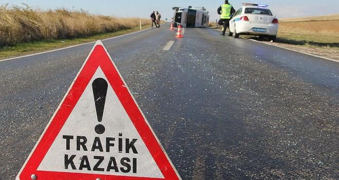 AB'de 2017'de trafik kazaları 25 bin 300 can aldı