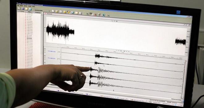 Muğla'da 4,9 büyüklüğünde deprem