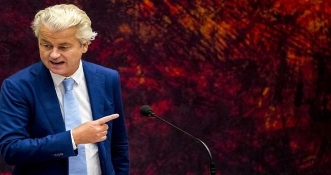 Hollanda'daki Camiler Wilders'in Twitter hesabının dondurulmasını istedi
