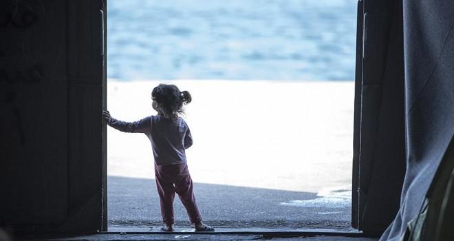 Çocuk sığınmacıların 4'te 3'ü istismara uğruyor