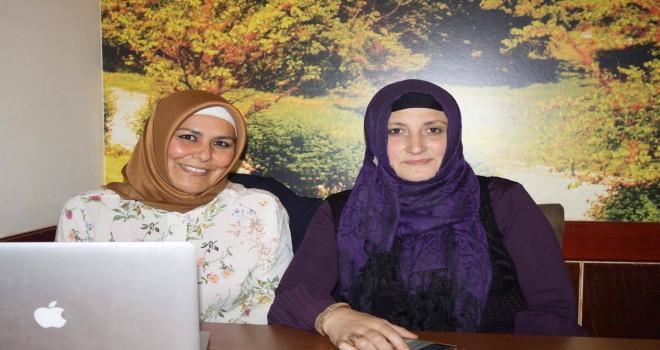 Belçika'daki Türklerden Arakanlı Müslümanlar için toplanan  yardım parası gönderildi