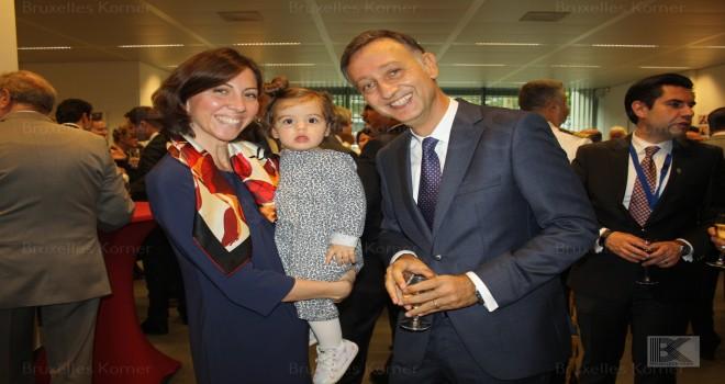 30 Ağustos Zafer Bayramı Resepsiyonu -- Brüksel Büyükelçisi Gümrükçü'nün konuşması