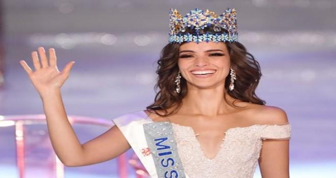 Miss Meksika 2018 Kainat Güzeli seçildi