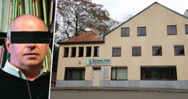 OCMW müdürünün neredeyse yarım milyon euro zimmetine geçirdiği tespit edildi
