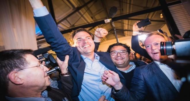 Gent'in yeni Belediye Başkanı Mathias De Clercq oldu: 'Önde yürüyen ve aynı zamanda ardına bakan bir şehir istiyoruz'