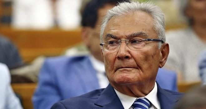 AÜ Rektörü İbiş: Eski CHP Genel Başkanı Baykal'ın tedavisi yoğun bakımda devam ediyor