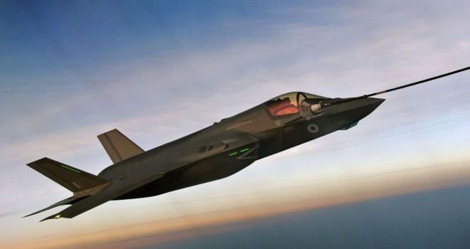 Belçika ABD'den 34 adet F-35 alacak