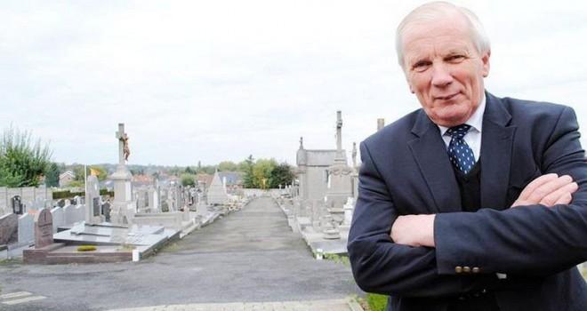 Belçika'da Moeskroen Belediye Başkanı mezarlıkta öldürüldü, katil zanlısı tutuklandı