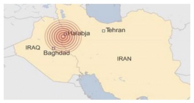 Irak ve İran'daki depremde ölü sayısı 200'ü geçti