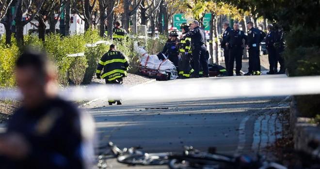 New York'ta saldırı: 6 ölü, 15 yaralı