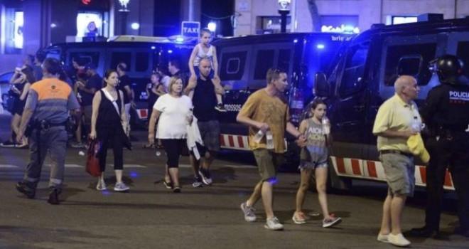 Barcelona'da 13 kişinin öldüğü saldırıyı IŞİD üstlendi