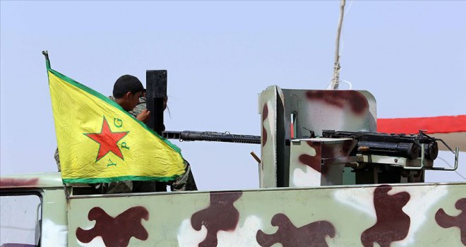 İsrailli siyasetçiler YPG/PKK'ya sahip çıktı