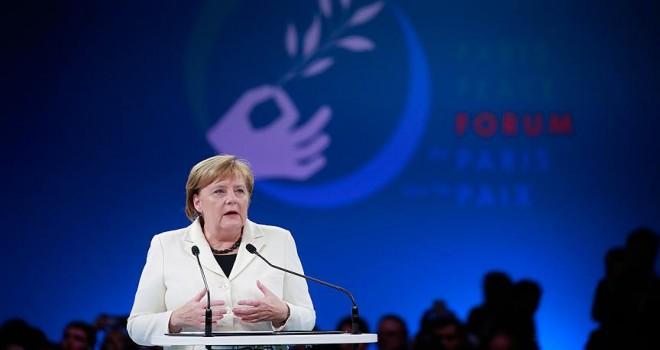 Almanya Başbakanı Merkel: Yemen'de dünyadaki en büyük insani felaket yaşanıyor
