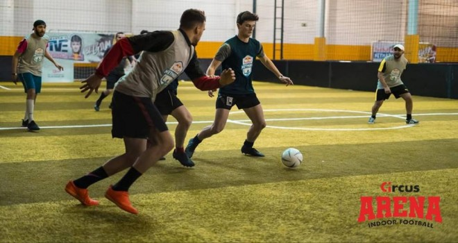 Çok yakında Gent-Dok Noord'da yeniden futbol oynanacak: Circus Arena'da tüm maçlar çekime alınacak