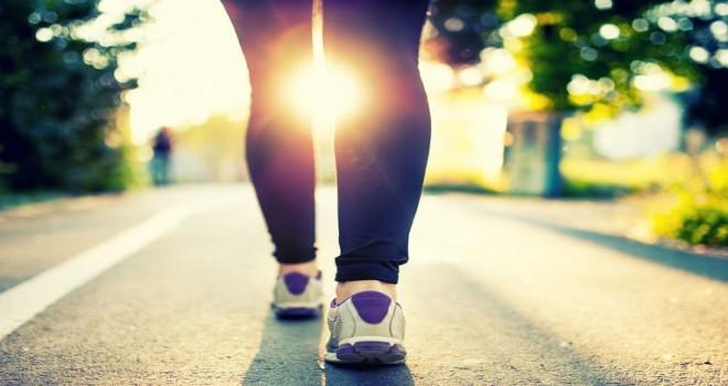 Tempolu yürümek koşmaktan daha hızlı kilo verdiriyor