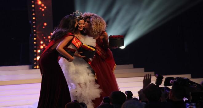 Angeline Flor Pua,  2018 Belçika Güzeli seçildi