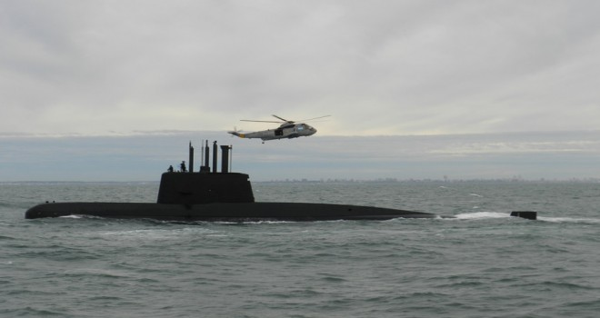 Kayıp denizaltından geldiği tahmin edilen olağandışı bir ses kaydedildi