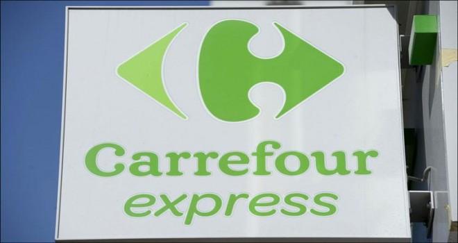 Carrefour'un yeni konsepti olan '24/7 - Otomatik Mağazası'nda nakit ödeme yapılamayacak