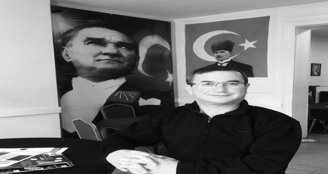 KAMUOYUNA DUYURU  Belçika'daki CHP tabanının talebiyle Hasan Eryürük'ün 15 Ekim Pazar günü