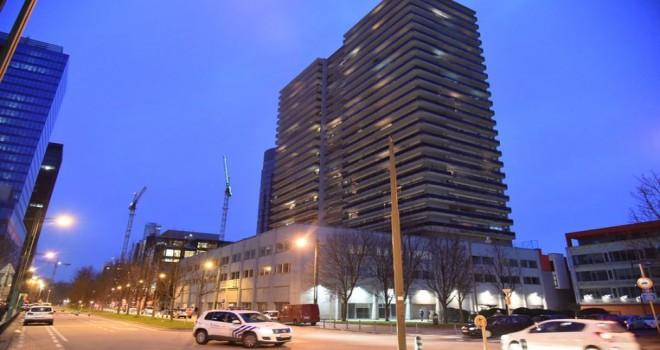 Brüksel'de apartmandan düşen çocuk hayatını kaybetti