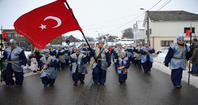 2018 Türk Faymonville Karnavalı