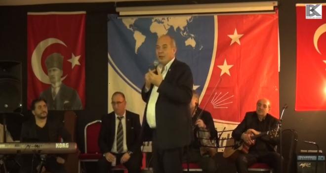 Belçika CHP Birliği Türkü Gecesi Etkinliği 22 02 2019