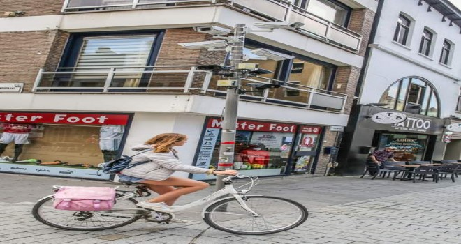 Belçika'da güvenlik kamera sayısı beş kat arttı: Siz 47.137 nokta'da kameraya alınıyorsunuz