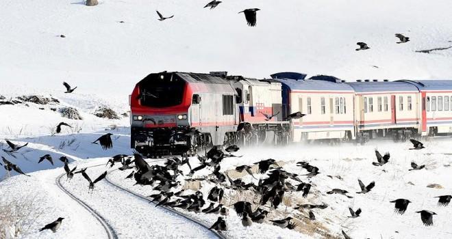 'Doğu Ekspresi' Kars turizmine canlılık getirdi