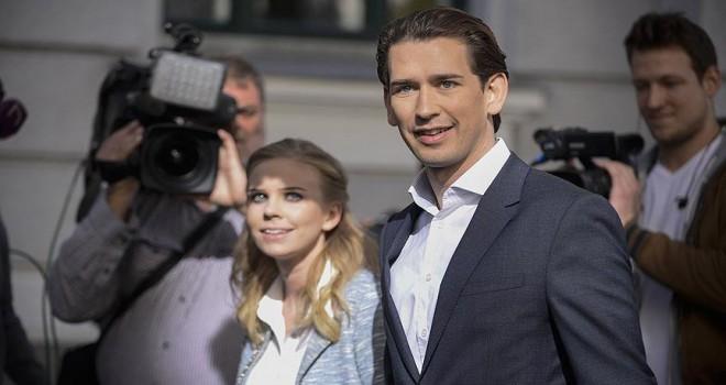 Avusturya Dışişleri Bakanı Kurz, 31 yaşında en genç Başbakan olma yolunda