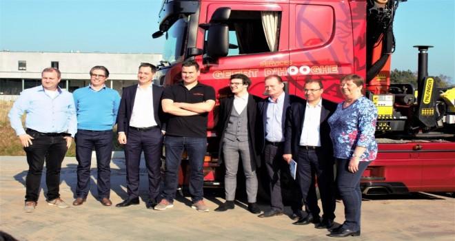 De Croo ve Yüksel taşımacılık sektörüne çözüm üretecek
