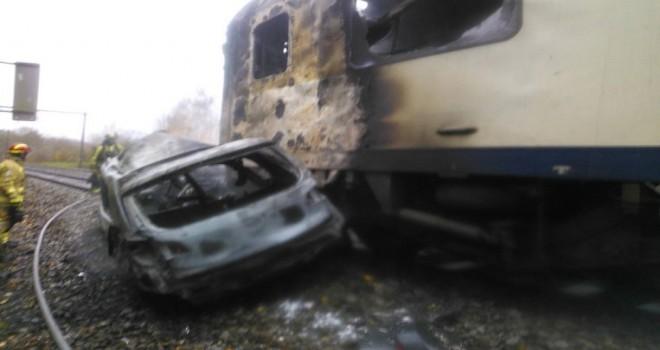 Tren, Hainaut'ta demiryolu çalışanlarına çarptı: iki ölü, bir kayıp