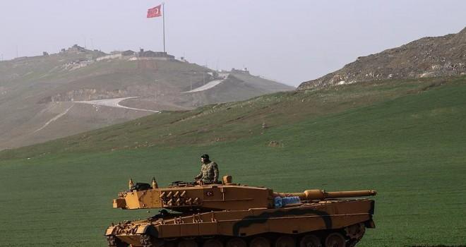 Zeytin Dalı Harekatı'nda 3991 terörist etkisiz hale getirildi