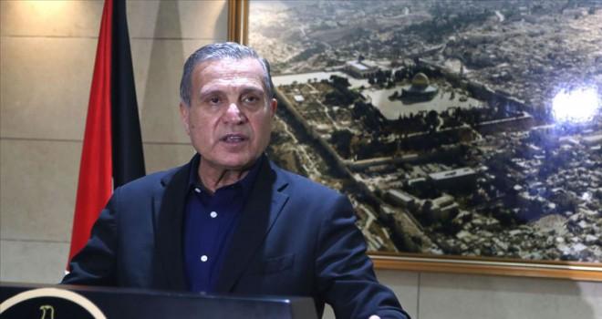 Filistin'den Arap ve İslam ülkelerine 'ABD'nin sözde barış planını' boykot çağrısı