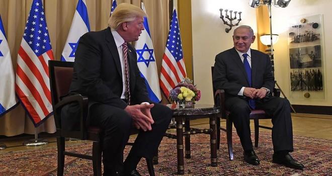Dünya Jandarması ABD, İsrail Karşısında Aciz