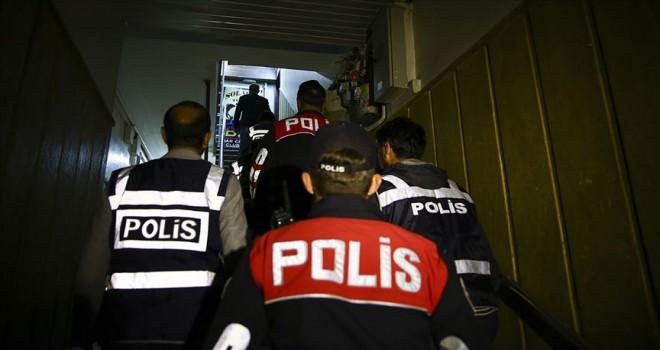 İçişleri Bakanlığı: Aranan 2 bin 806 şüpheli yakalandı