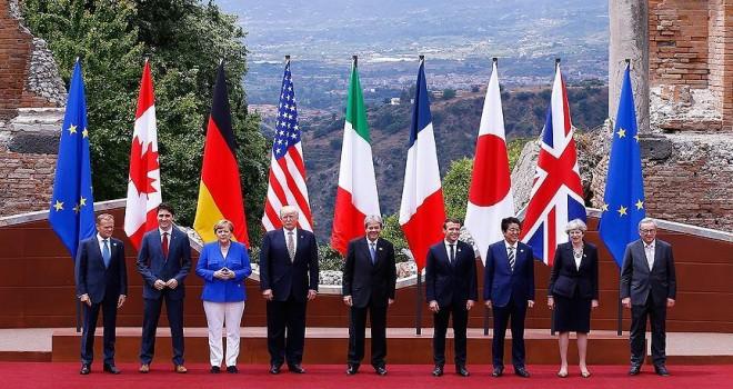 G7 ülkeleri Kuzey Kore'nin nükleer denemesini kınadı