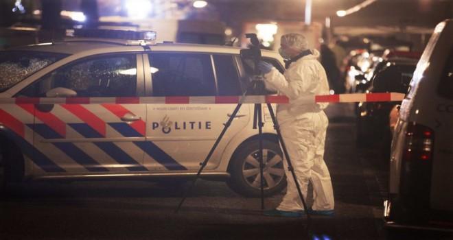 Amsterdam'da silahlı saldırı: En az 1 ölü, 2 yaralı