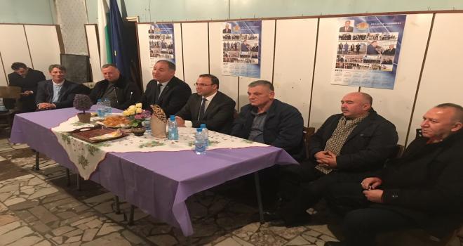Yüksel Bulgaristan'a Ziyaret Gerçekleştirdi